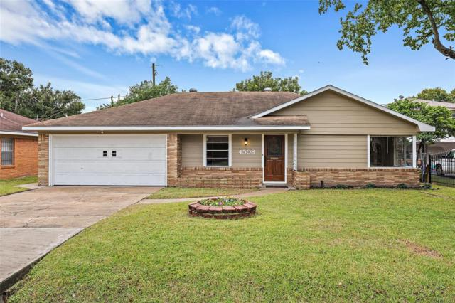 4508 Cetti Street, Houston, TX 77009 (MLS #70808949) :: Connect Realty
