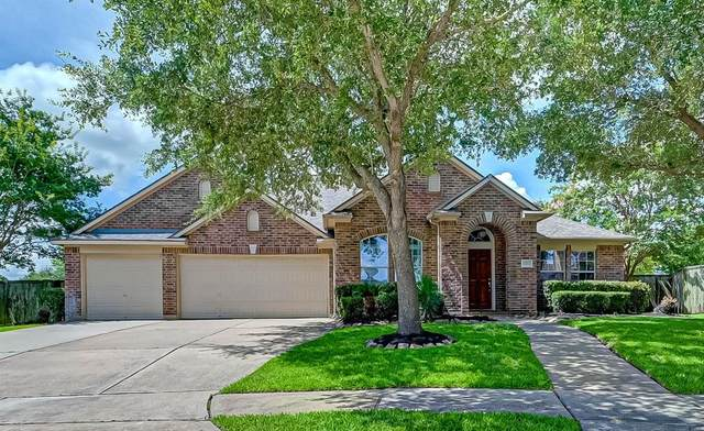 21015 Silver Chase Lane, Richmond, TX 77406 (MLS #70843013) :: The SOLD by George Team