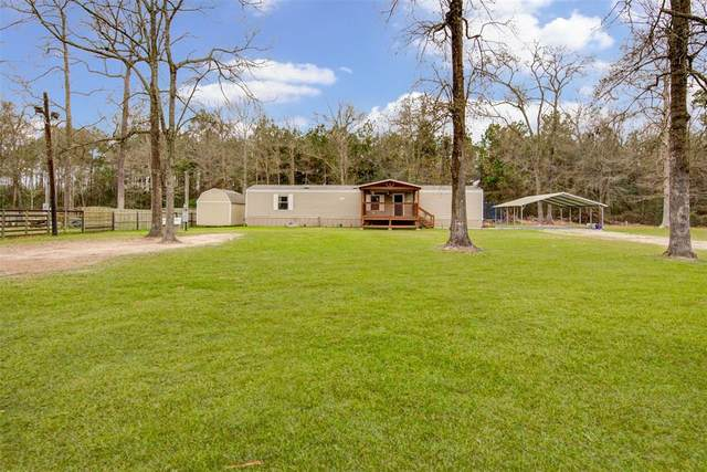 12730 County Road 3740, Splendora, TX 77372 (MLS #70852675) :: Lisa Marie Group | RE/MAX Grand