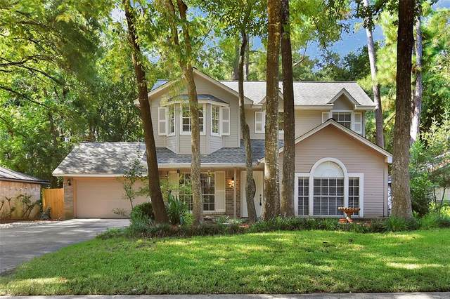 74 Night Song Court, The Woodlands, TX 77380 (MLS #70867496) :: The SOLD by George Team