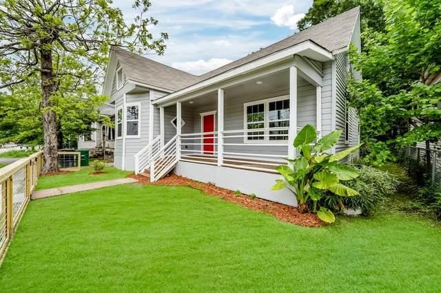 1612 Chestnut Street, Houston, TX 77009 (MLS #71018593) :: Guevara Backman