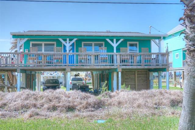 917 Sea Shell Drive, Surfside Beach, TX 77541 (MLS #71081518) :: The Home Branch