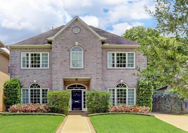 6713 Edloe Street, Southside Place, TX 77005 (MLS #71086459) :: The Home Branch