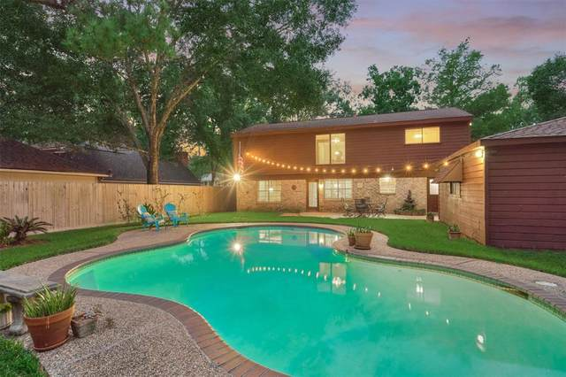 6410 Hickorycrest Drive, Spring, TX 77389 (MLS #71163805) :: Texas Home Shop Realty