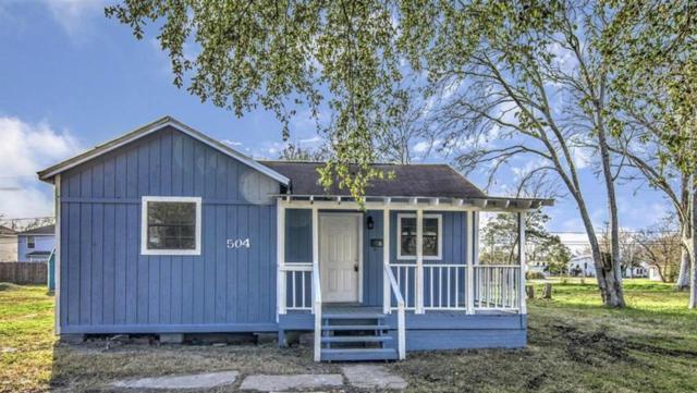 504 S 5th Street, La Porte, TX 77571 (MLS #71318999) :: Texas Home Shop Realty