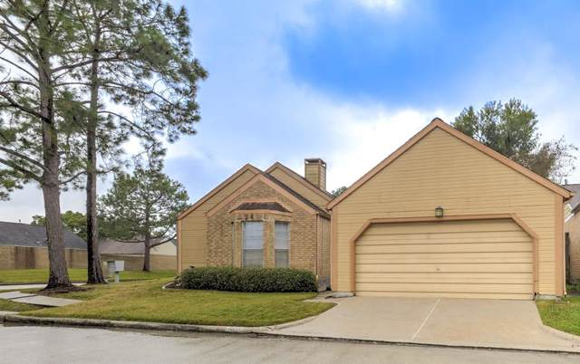 16718 Doverwood Way, Houston, TX 77058 (MLS #71341914) :: The SOLD by George Team
