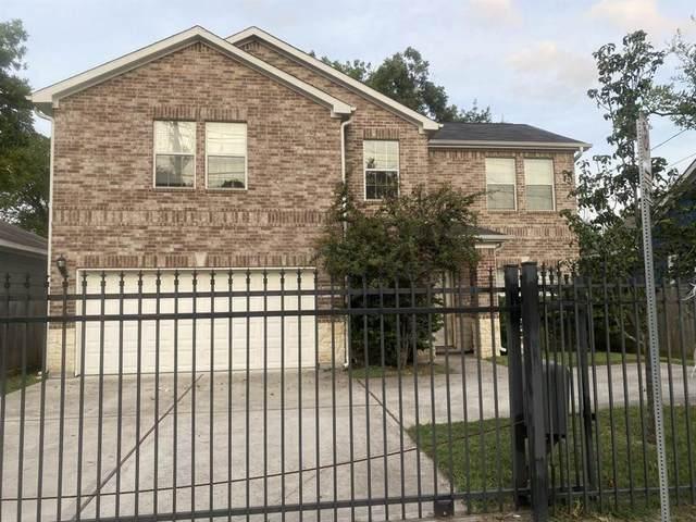 3616 Elysian Street, Houston, TX 77009 (MLS #71424355) :: The Bly Team
