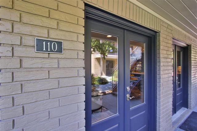 1410 Hyde Park Boulevard #110, Houston, TX 77006 (MLS #71604446) :: Magnolia Realty
