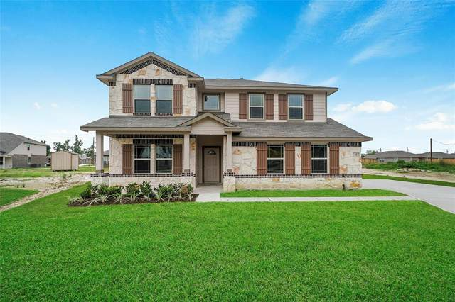 99 Tracie Drive, Dayton, TX 77535 (MLS #71782761) :: The Freund Group