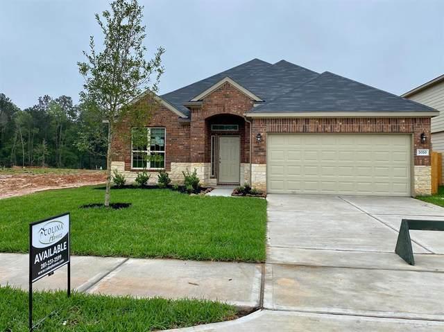 2020 Cedar Tree Court, Conroe, TX 77301 (MLS #72190312) :: Giorgi Real Estate Group