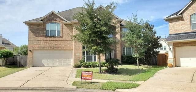 12311 Signal Hill Court, Pearland, TX 77584 (MLS #72236209) :: Guevara Backman