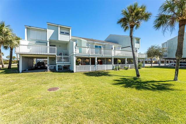 102 Jean Lafitte Cove, Galveston, TX 77554 (MLS #7232982) :: Keller Williams Realty
