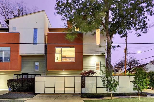 4419 La Branch Street, Houston, TX 77004 (MLS #72377821) :: Giorgi Real Estate Group