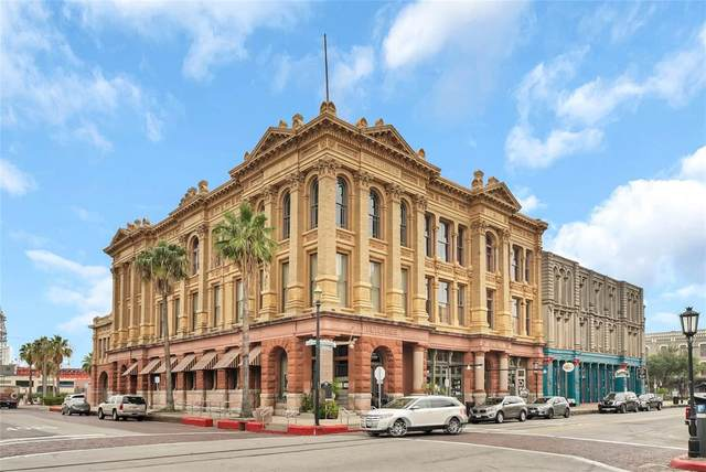302 Rosenberg Street, Galveston, TX 77550 (MLS #72437494) :: The Bly Team