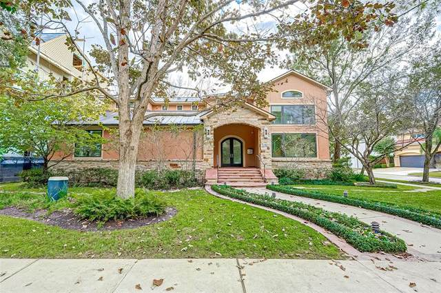 4535 Birch Street, Bellaire, TX 77401 (MLS #72463873) :: The SOLD by George Team