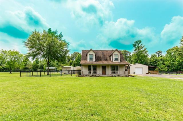 1230 Hankamer Loop, Hankamer, TX 77560 (MLS #72468212) :: Texas Home Shop Realty
