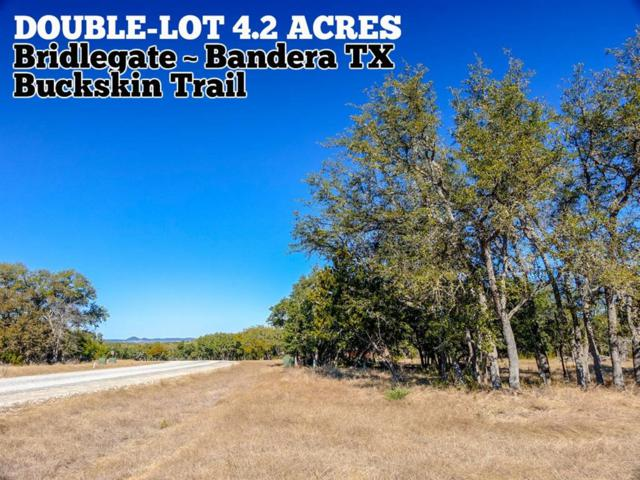 4.2-ac Buckskin Trail, Bandera, TX 78003 (MLS #72528051) :: The Heyl Group at Keller Williams