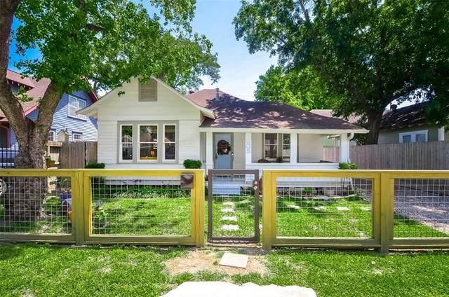 608 Enid Street, Houston, TX 77009 (#72545513) :: ORO Realty