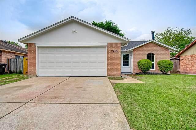 7918 Battleoak Drive, Houston, TX 77040 (MLS #72579544) :: The SOLD by George Team