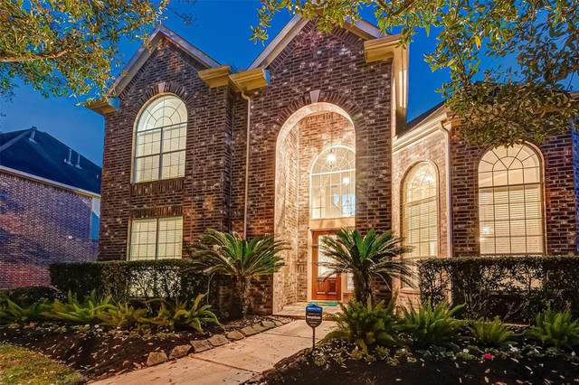 16115 Golden Manor Lane, Cypress, TX 77429 (MLS #72683942) :: The Parodi Team at Realty Associates