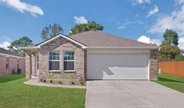 24302 Kingbriar Drive, Spring, TX 77373 (MLS #72697071) :: Ellison Real Estate Team