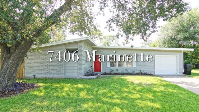 7406 Marinette Drive, Houston, TX 77074 (MLS #72757293) :: Texas Home Shop Realty