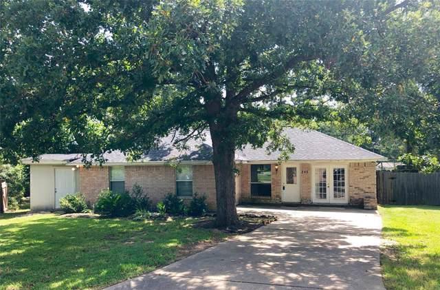 245 N Forest Drive, Willis, TX 77378 (MLS #7288451) :: Johnson Elite Group