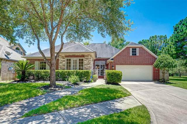 21839 Canyon Peak Lane W, Katy, TX 77450 (MLS #7293875) :: The SOLD by George Team