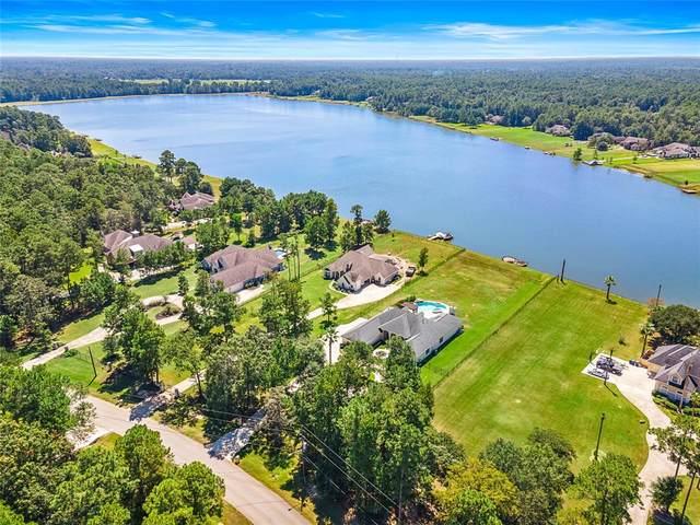 31810 Edgewater Drive, Magnolia, TX 77354 (MLS #73060468) :: Giorgi Real Estate Group