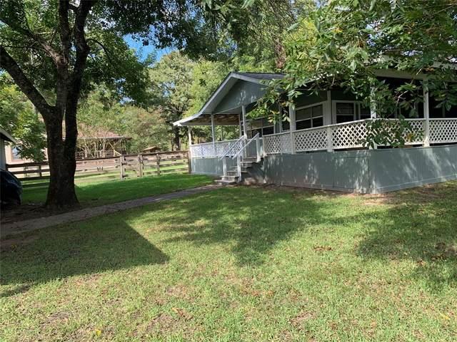 210 Lakewood Drive, Triinity, TX 75862 (MLS #73120959) :: Michele Harmon Team