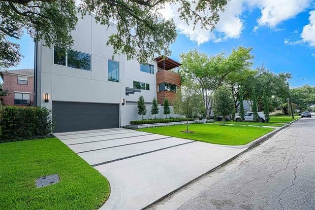 1607 Elmen Street, Houston, TX 77019 (MLS #73334108) :: Connell Team with Better Homes and Gardens, Gary Greene