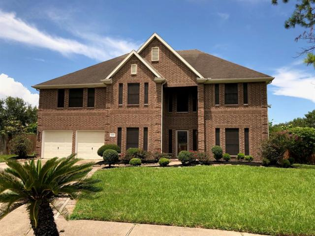 1401 Pine Knot Court, Pearland, TX 77581 (MLS #73417891) :: Giorgi Real Estate Group