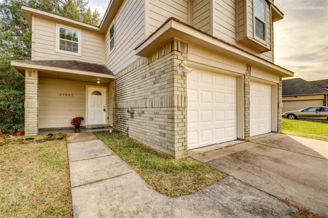 17547 Waverly Grove Drive, Houston, TX 77084 (MLS #73418695) :: Texas Home Shop Realty