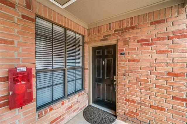 2255 Braeswood Park Drive #102, Houston, TX 77030 (MLS #73515754) :: The SOLD by George Team