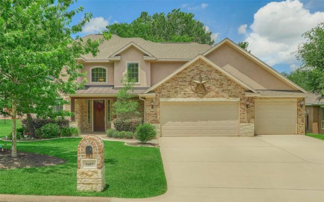 3607 Whittier, Montgomery, TX 77356 (MLS #73532962) :: Johnson Elite Group