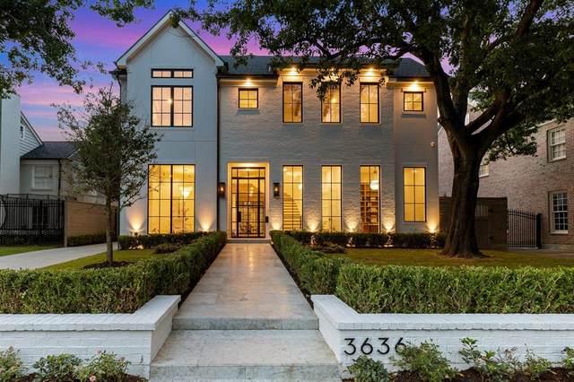 3636 Piping Rock Lane, Houston, TX 77027 (MLS #73584595) :: Parodi Group Real Estate