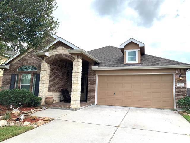 4722 Lake Rim Drive, Alvin, TX 77511 (MLS #7373913) :: The Sold By Valdez Team
