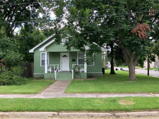 522 Aron Street, Baytown, TX 77520 (MLS #73766187) :: The Heyl Group at Keller Williams
