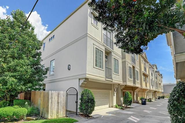 4131 Dickson Street, Houston, TX 77007 (MLS #73837968) :: Giorgi Real Estate Group