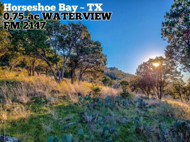 Lot 37024 Fm 2147, Horseshoe Bay, TX 78657 (MLS #73844083) :: Texas Home Shop Realty