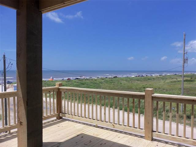 816 S Monkhouse Drive, Crystal Beach, TX 77650 (MLS #73852963) :: The Freund Group