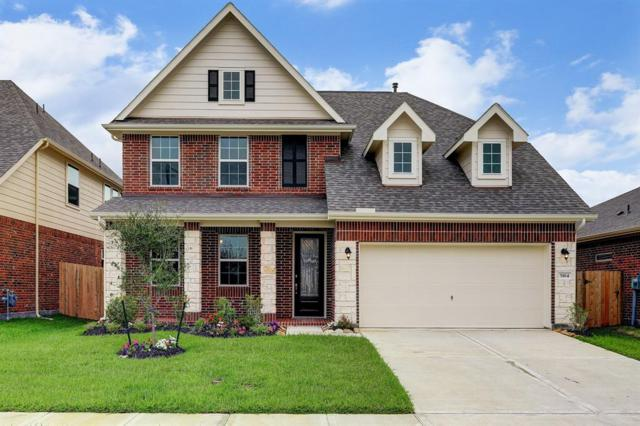 5164 Echo Falls Drive, Alvin, TX 77511 (MLS #74088033) :: The SOLD by George Team