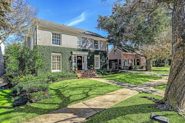 2144 Swift, Houston, TX 77030 (MLS #74212187) :: The SOLD by George Team