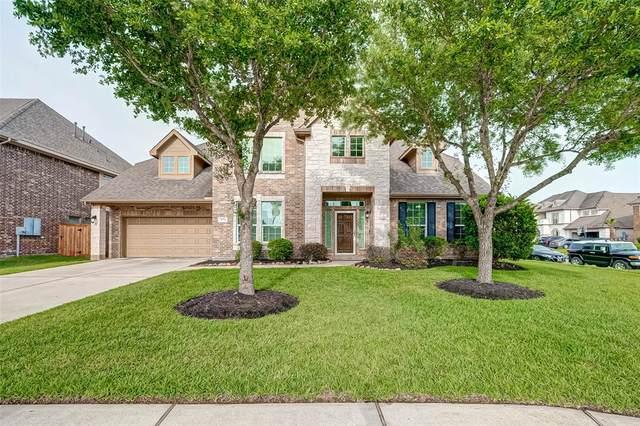 2514 Muricia Drive, League City, TX 77573 (MLS #74310899) :: Rachel Lee Realtor