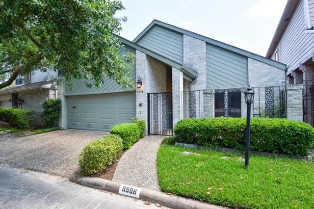 9598 Longmont Drive, Houston, TX 77063 (MLS #74397030) :: The Heyl Group at Keller Williams