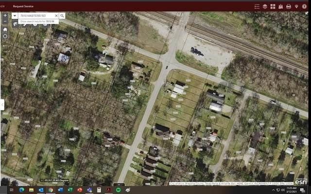7810 S Masters Road, Manvel, TX 77578 (MLS #74510034) :: Michele Harmon Team