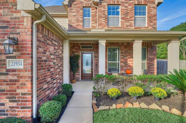 21934 Catoosa Drive, Spring, TX 77388 (MLS #74537553) :: Christy Buck Team