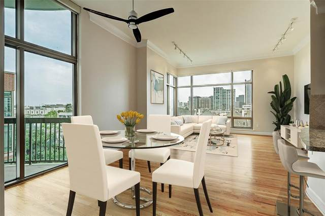 2211 Briarglen Drive #705, Houston, TX 77027 (MLS #74580916) :: All Cities USA Realty