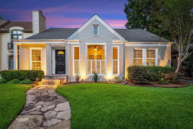 2820 Plumb Street, West University Place, TX 77005 (MLS #74614352) :: Lerner Realty Solutions