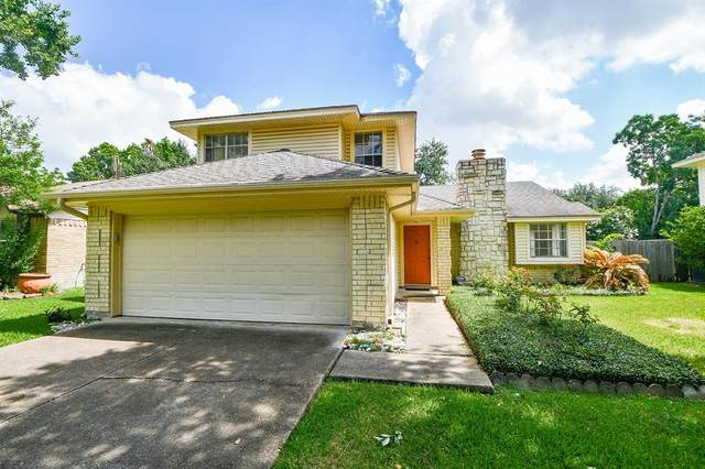 10502 Linecamp Drive, Houston, TX 77064 (MLS #74768647) :: The SOLD by George Team